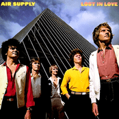 Air Supply Lost In Love Album Cover