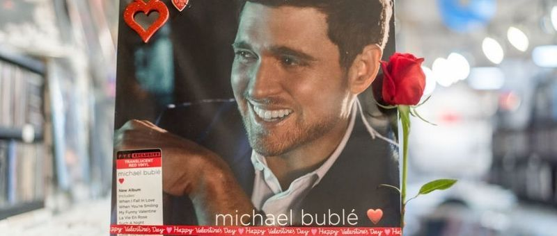 Featured Artist: Michael Buble,