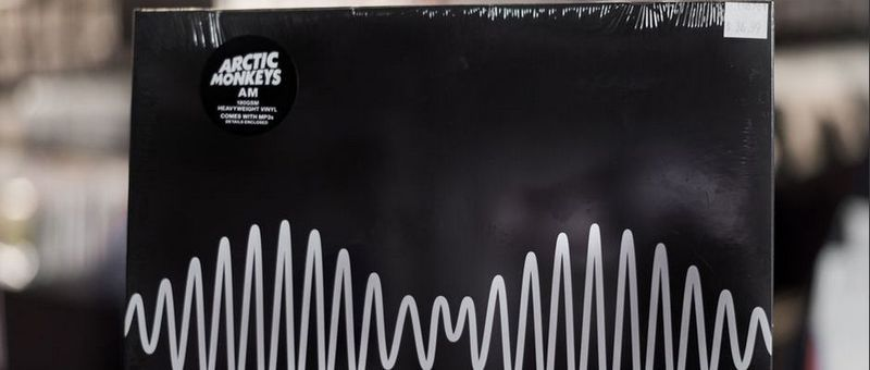 Featured Artist: Arctic Monkeys,