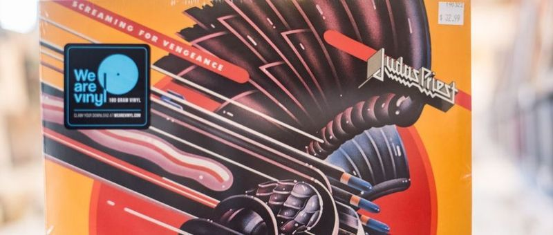 Featured Artist: Judas Priest,