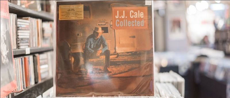 Featured Artist: J.J. Cale,