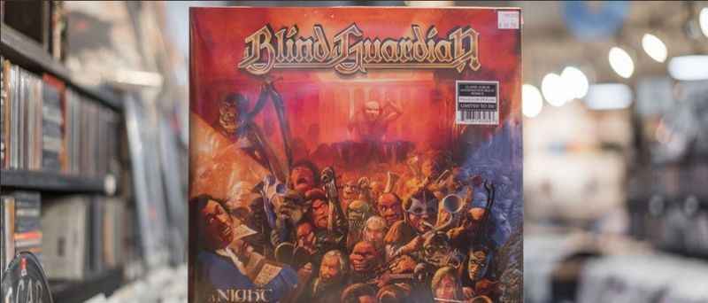Featured Artist: Blind Guardian,
