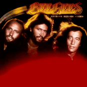 Bee Gees Spirits Having Flown Album Cover