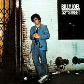 Billy Joel 52nd Street Album Cover