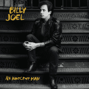 Billy Joel An Innocent Man Album Cover