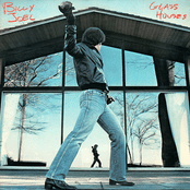 Billy Joel Glass Houses Album Cover