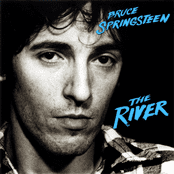 Bruce Springsteen River Album Cover