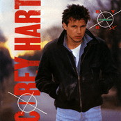 Corey Hart Boy In The Box Album Cover
