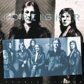 Foreigner Double Vision Album Cover