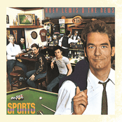 Huey Lewis And The News Sports Album Cover