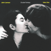 John Lennon Double Fantasy Album Cover