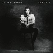 Julian Lennon Valotte Album Cover