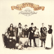 Little River Band Diamantina Cocktail Album Cover