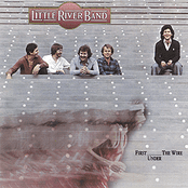 Little River Band First Under The Wire Album Cover