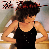 Pat Benatar Crimes Of Passion Album Cover