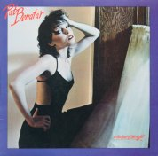 Pat Benatar In The Heat Of The Night Album Cover