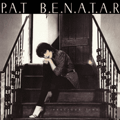Pat Benatar Precious Time Album Cover