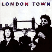 Paul Mccartney London Town Album Cover