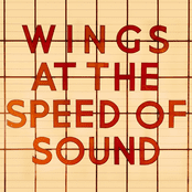 Paul Mccartney Wings At The Speed of Sound Album Cover