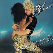 Rod Stewart Blondes Have More Fun Album Cover