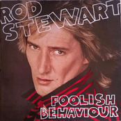 Rod Stewart Foolish Behaviour Album Cover