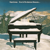 Supertramp Even In The Quietest Moments Album Cover