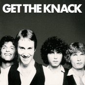 The Knack Get The Knack Album Cover