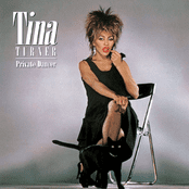 Tina Turner Private Dancer Album Cover
