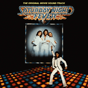 Various Artists Saturday Night Fever Album Cover