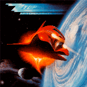 ZZ Top Afterburner Album Cover